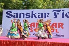 Sanskar Fiesta 2016-17 Dance -1