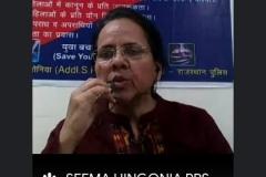 virtual awareness session 'Aawaj'-1