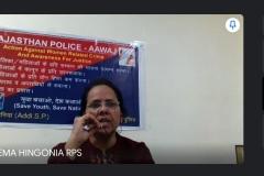 virtual awareness session 'Aawaj'-7